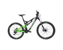 Fully-Bike Corratec Inside Link 10 Hz 140 Z