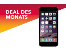 Für alle unter 30: iPhone 6 + Mobilabo bei Sunrise