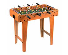 Fussballtisch Holz 69x36x62cm