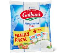Galbani Mozzarella im 3er-Pack