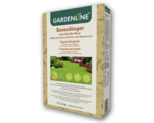 GARDENLINE® Rasendünger «kein Platz für Moos»
