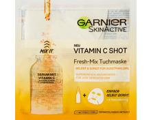 Garnier Fresh Mix Tuchmaske Vitamin C