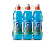 Gatorade Cool Blue Raspberry, 3 x 75 cl, Trio