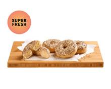 Gefüllter Donut