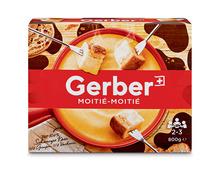 Gerber Fondue Moitié-Moitié, 2 x 800 g, Duo