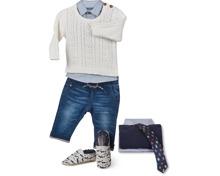 Gesamtes Baby- und Kinder-Bekleidungs-Sortiment mit Wäsche, Strumpfwaren sowie Kinderschuhe