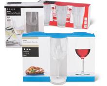 Gesamtes Cucina & Tavola Trinkglas-Sortiment