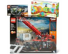 Gesamtes Lego Spielwarensortiment