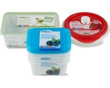 Gesamtes Migros Topline-, Sistema- und Cucina & Tavola-Fresh-Sortiment