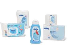 Gesamtes Milette Baby-Pflege- und -Waschmittel-Sortiment