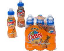 Gesamtes Oasis Getränke-Sortiment