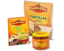 Gesamtes Pancho Villa Sortiment