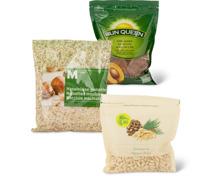 Gesamtes Trockenfrüchte- und Nüsse-Sortiment