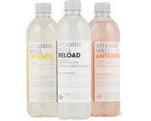 Gesamtes Vitamin Well Sortiment