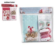 Geschenksäckchen-Adventskalender