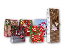 Geschenktaschen-Set, 5-teilig