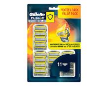 Gillette Proshield Hautschutz Rasierklingen, 11 Stück