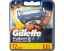 Gillette Rasierklingen Fusion Proglide