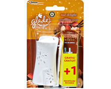 Glade One Touch Minispray Nut Delight