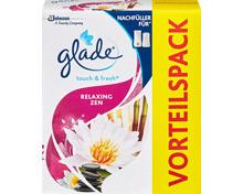 Glade Touch & Fresh Nachfüller Relaxing Zen