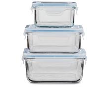Glasslock Frischhaltedosen-Set