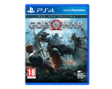 God of War (PS4, DE, EN, FR, IT)