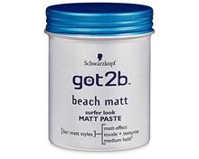 Got2b Styling Paste Beach Matt
