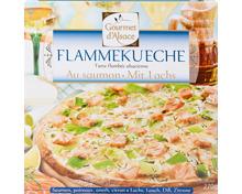 Gourmet d'Alsace Flammekueche