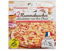 Gourmet d'Alsace Flammekueche Original, tiefgekühlt, 2 x 260 g