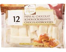 Gourmet d'Alsace Schokocroissants