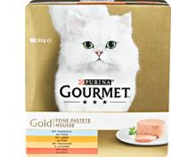 Gourmet Gold Katzenfutter