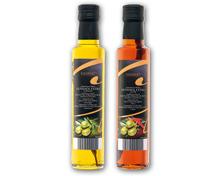 GOURMET Olivenöl mit Einlagen