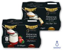 GOURMET Premium Joghurt im Glas