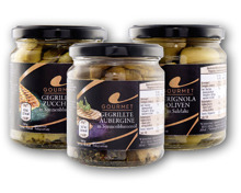 GOURMET/FINEST CUISINE Italienische Antipasti