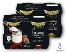 GOURMET/FINEST CUISINE Premium Joghurt im Glas