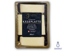 GOURMET/FINEST CUISINE Schweizer Käseplatte