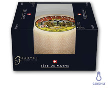 GOURMET/FINEST CUISINE Tête de Moine Fleurolle AOP
