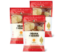 Grana Padano Reibkäse im 3er-Pack