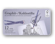 Graphit-/Kohlestifte