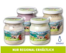 GRAUBÜNDEN JOGURT Engadiner Premium Vollmilch-Fruchtjoghurt