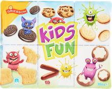 Griesson Biscuitmischung Kids Fun