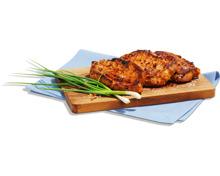 Grill mi Schweinshals-Steak mariniert in Sonderpackung, TerraSuisse