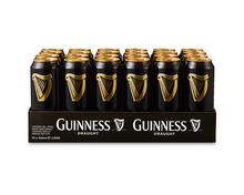 Guinness Bier, Dosen, 24 x 50 cl