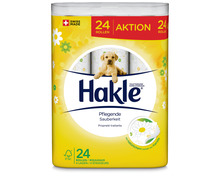 Hakle Toilettenpapier Pflegende Sauberkeit