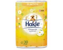 Hakle Toilettenpapier Pflegende Sauberkeit Kamille