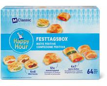 Happy Hour Festtags-Box Apérogebäck