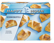 Happy Hour Schinkengipfeli in Sonderpackung