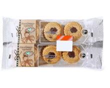 Haselnuss-Vogelnestli, Spitzbuben oder Cocos-Makronen im Duo-Pack