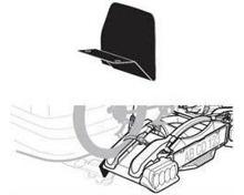 Heat Shield 52291 zu EuroClassic G6 928 und 929
