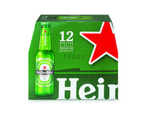 Heineken Bier, 12 x 25 cl